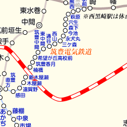 jr鹿児島本線 駅 路線図から地図を検索 マピオン