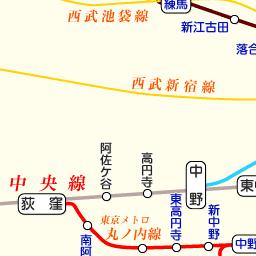 図 路線 半蔵門 線