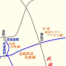図 銀座 線 路線
