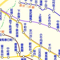 線 路線 図 西武